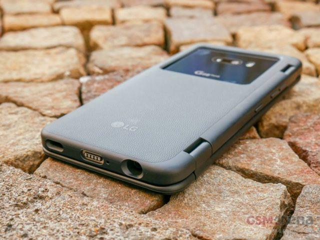 LG G8X цена