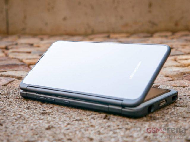 LG G8X прочие характеристики