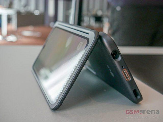 LG G8X ThinQ характеристики обзор