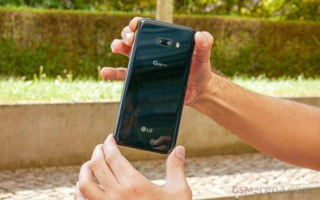 LG G8X дата выхода