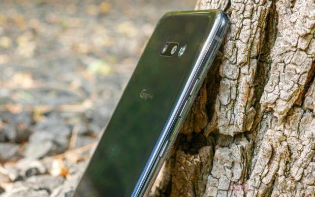 обзор LG G8X ThinQ характеристики камеры
