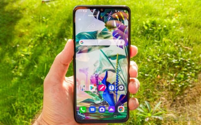 обзор LG G8X ThinQ характеристики