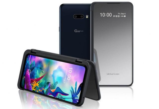 LG G8X характеристики