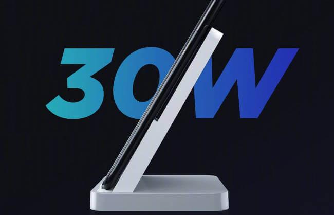 Mi Charge Turbo: быстрая беспроводная зарядка Xiaomi