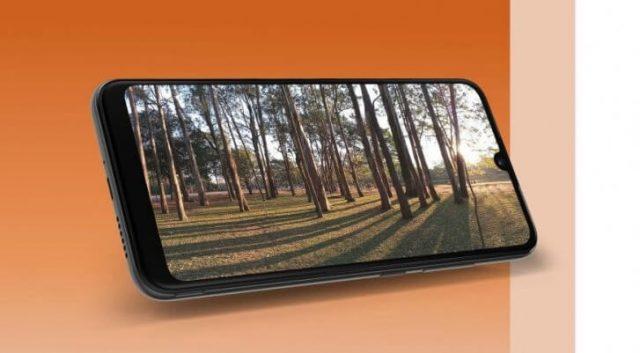 Moto E6 Plus характеристики экрана