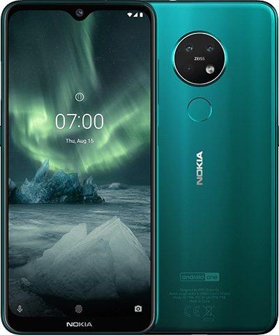 Nokia 7.2 характеристики