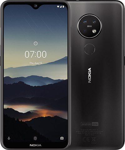 Nokia 7.2 характеристики цена дата выхода