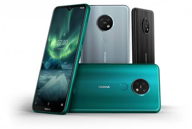 Обзор Nokia 7.2: характеристики, цена