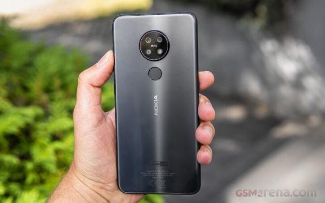 камера Nokia 7.2 характеристики