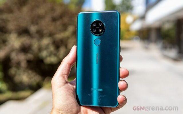 характеристики камеры Nokia 7.2