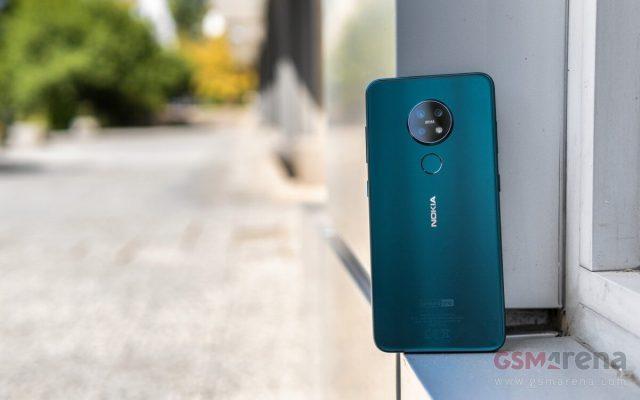 Обзор Nokia 7.2 фото