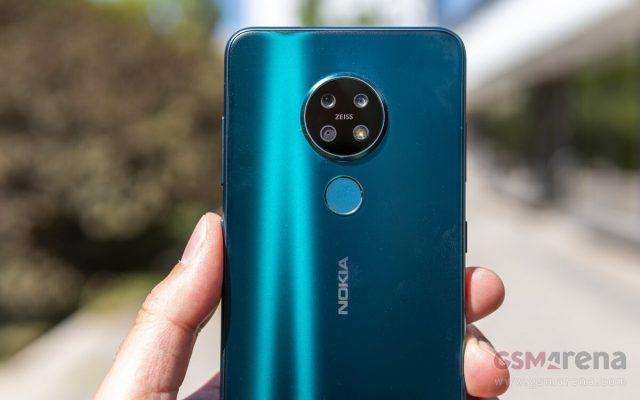 Характеристики и цена Nokia 7.2