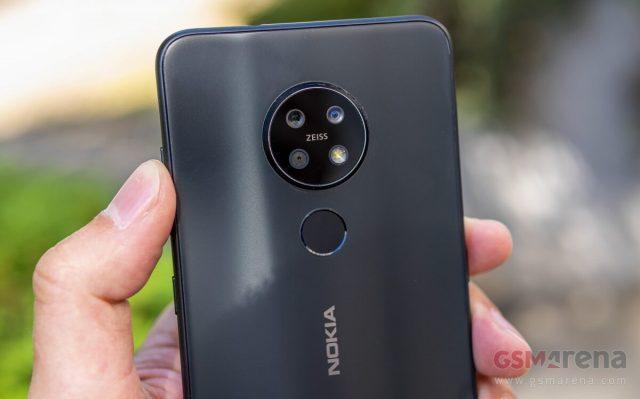 Характеристики Nokia 7.2