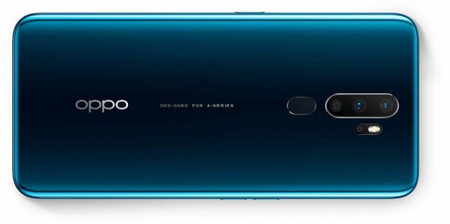 Oppo A9 2020 камера
