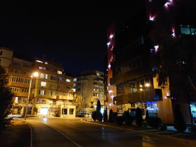 Sony Xperia 5 обзор камеры, ночные фото