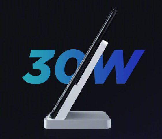 Xiaomi Mi 9 Pro беспроводная зарядка