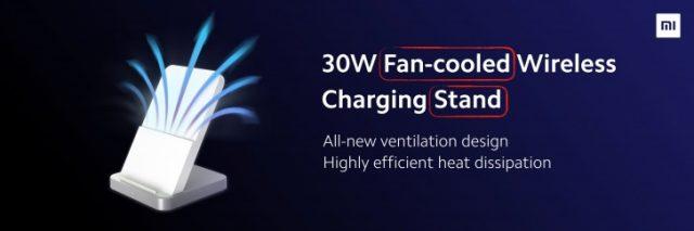 Mi 9 Pro беспроводная зарядка width=