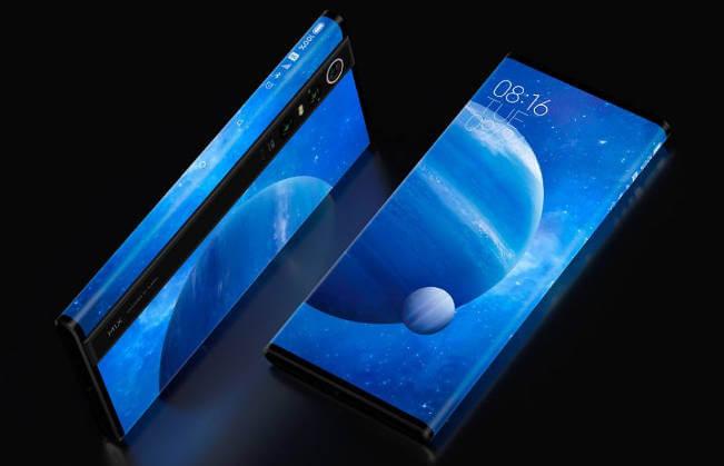 Xiaomi Mi MIX Alpha: характеристики, цены
