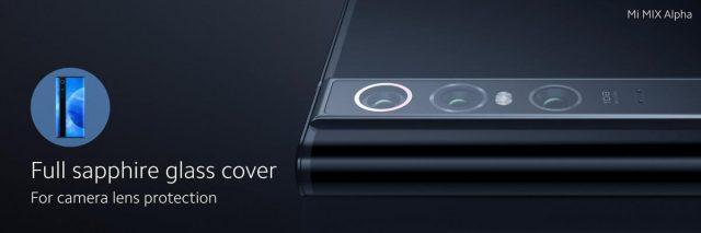 смартфон Xiaomi Mi Mix Alpha корпус