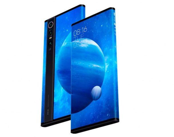 Xiaomi Mi Mix Alpha цена и дата выхода