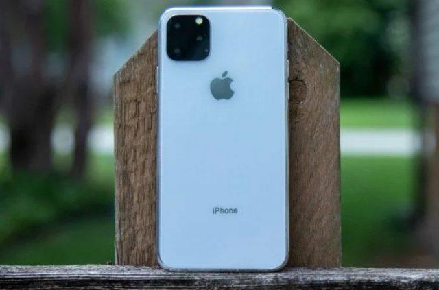 iPhone 11 характеристики камеры