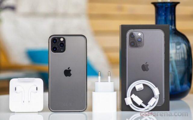 iPhone 11 Pro комплектация
