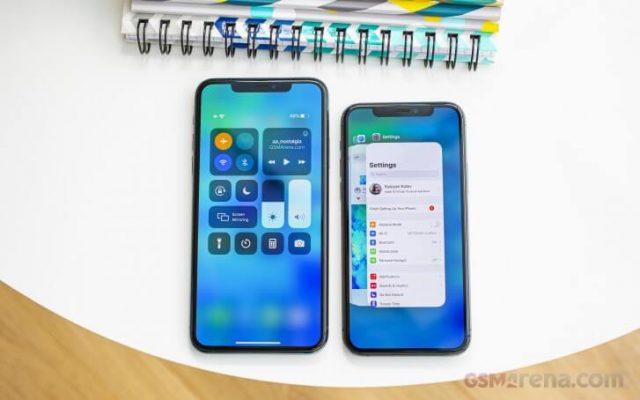 обзор iPhone 11 Pro экран