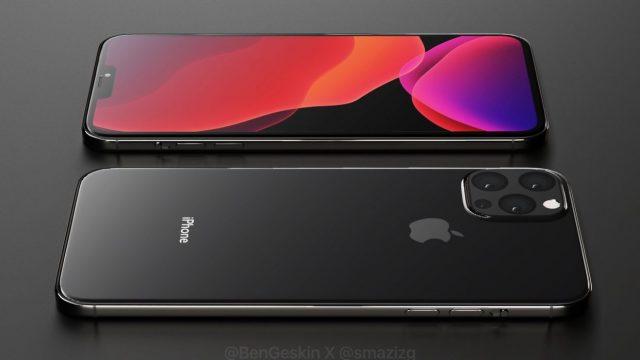 iPhone 12 характеристики камеры