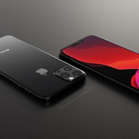 iPhone 2020 характеристики экрана