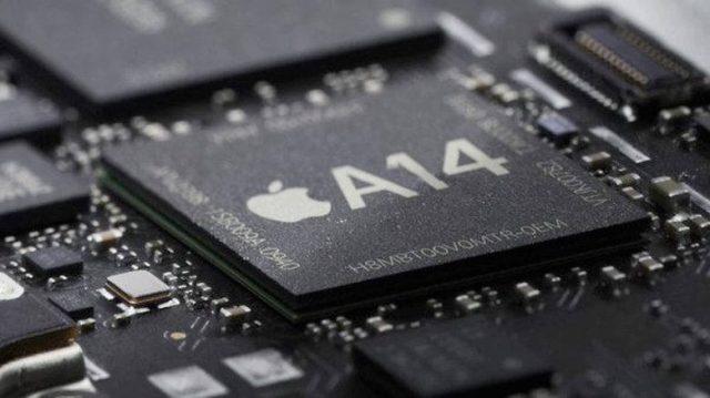 iPhone 12, чип Apple A14