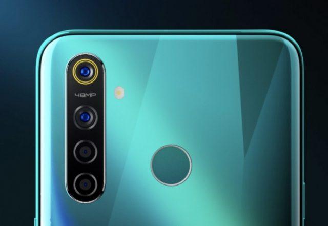 Realme Q характеристики камеры