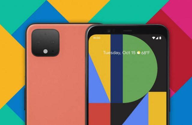 Google Pixel 4: характеристики и цены официально!