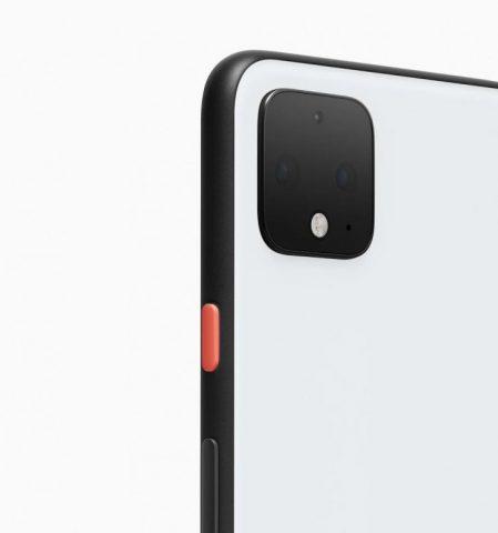 Google Pixel 4 камера