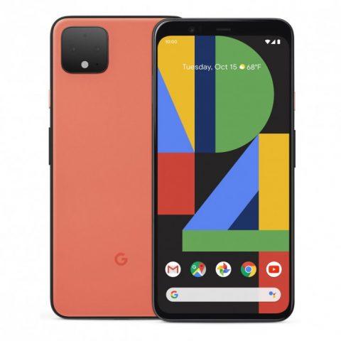 Google Pixel 4 цена