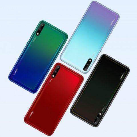 Huawei Enjoy 10 цвета