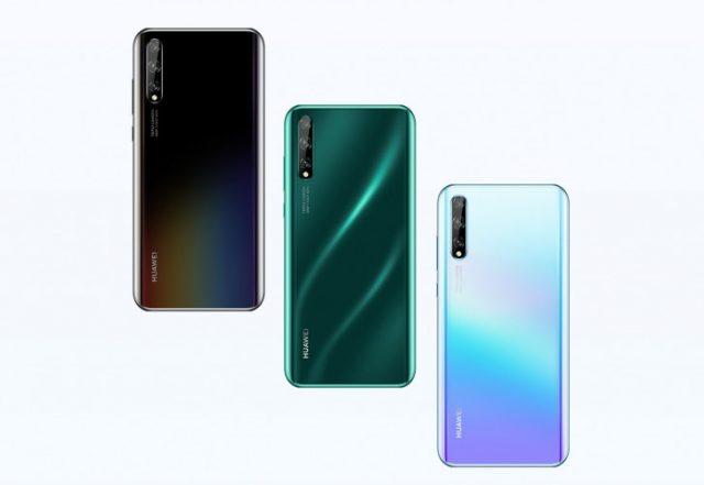 Huawei Enjoy 10s сравнение с Enjoy 10