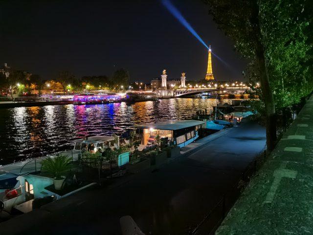 ночные фото на основную камеру Mate 30 Pro