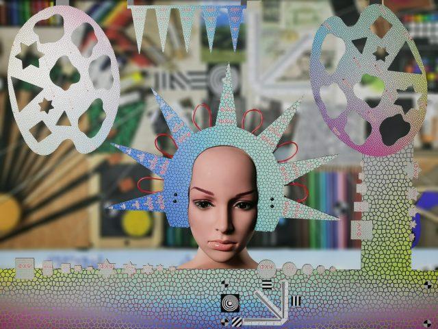 примеры фото на камеру Mate 30 Pro в портретном режиме