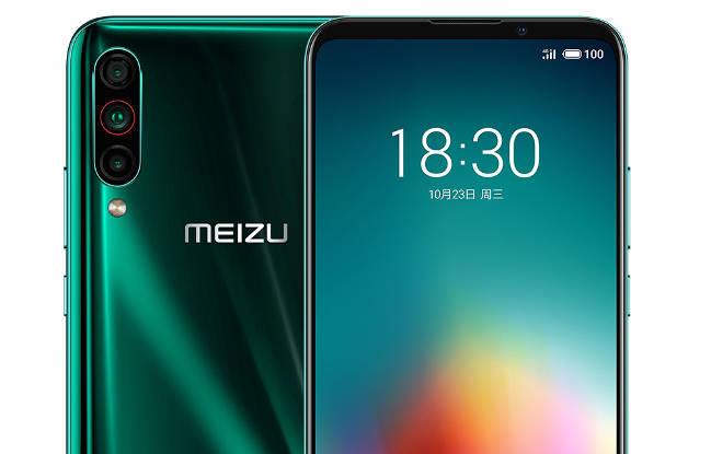 Meizu 16T: характеристики и цена