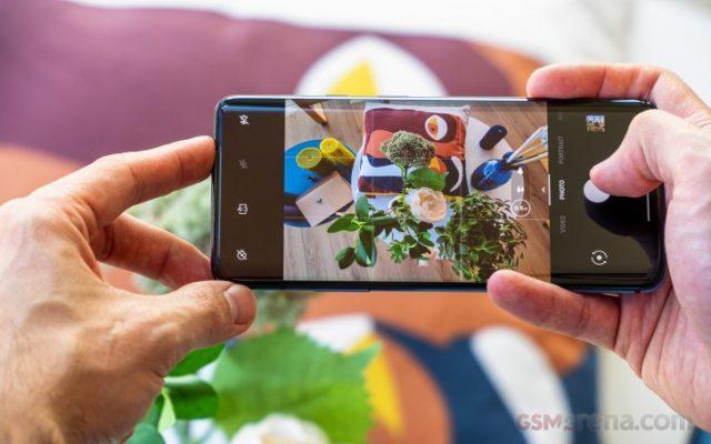Камера OnePlus 7T Pro