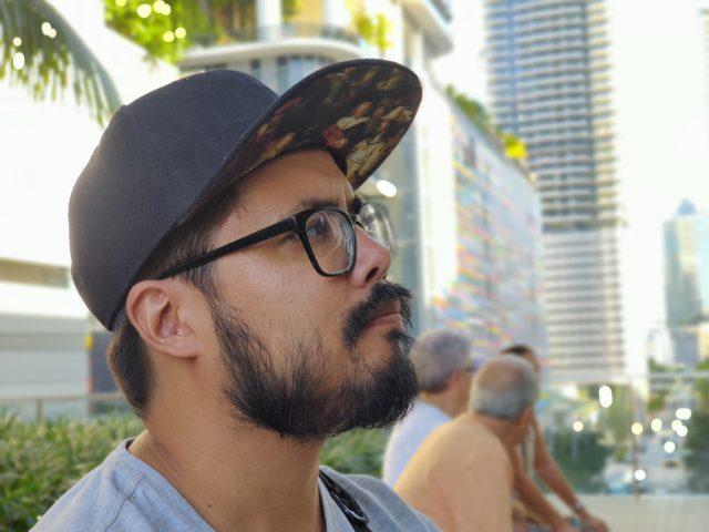Камера OnePlus 7T портретный режим фото на телевик