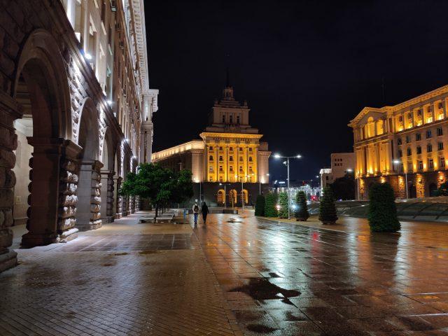 Ночная съемка на главную камеру OnePlus 7T
