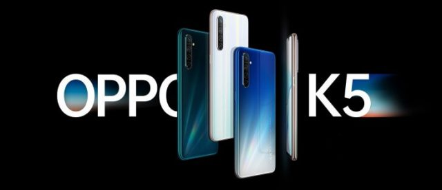 Oppo K5 характеристики цена дата выхода