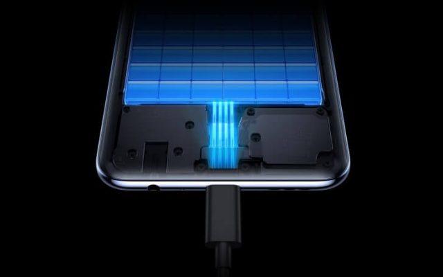 Oppo K5 батарея