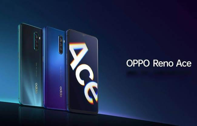 Oppo Reno Ace: характеристики и цены официально