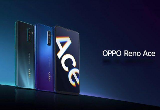 Oppo Reno Ace цена дата выхода