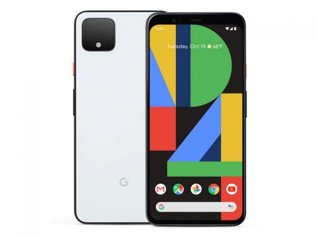Pixel 4 камера