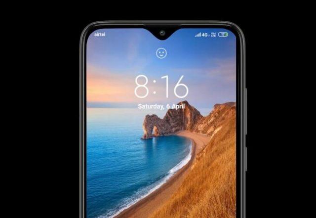 Redmi 8 характеристики экрана