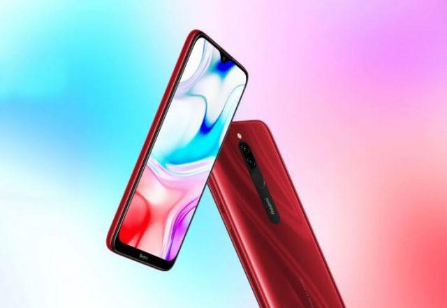 Xiaomi Redmi 8 камера
