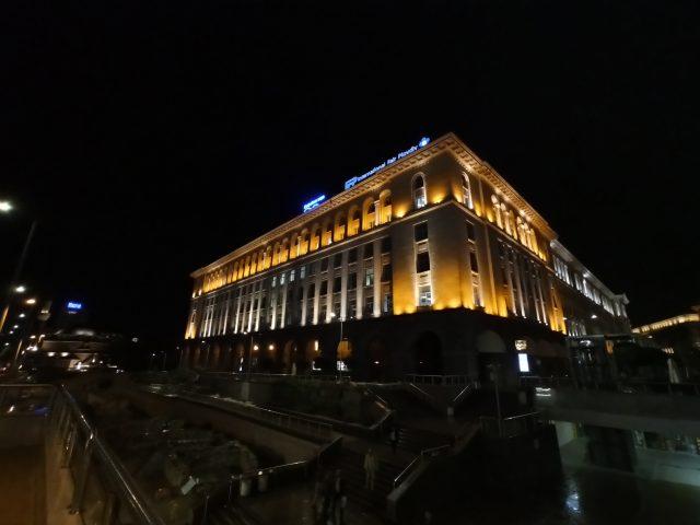 широкоугольная камера Redmi Note 8 Pro, фото ночью
